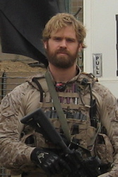 Chief Petty Officer Nate Hardy