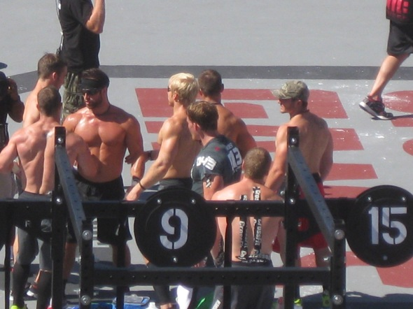 2012 CrossFit games the best of the best prepare for the next challenge.