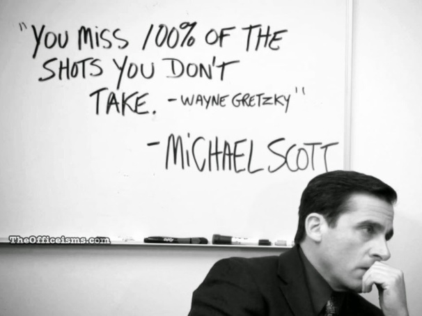 Image result for michael scott quotes